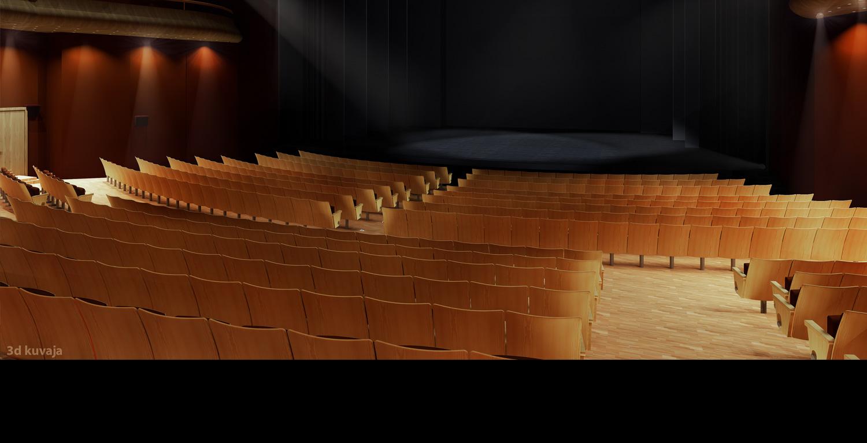 Nokia Concert Hall